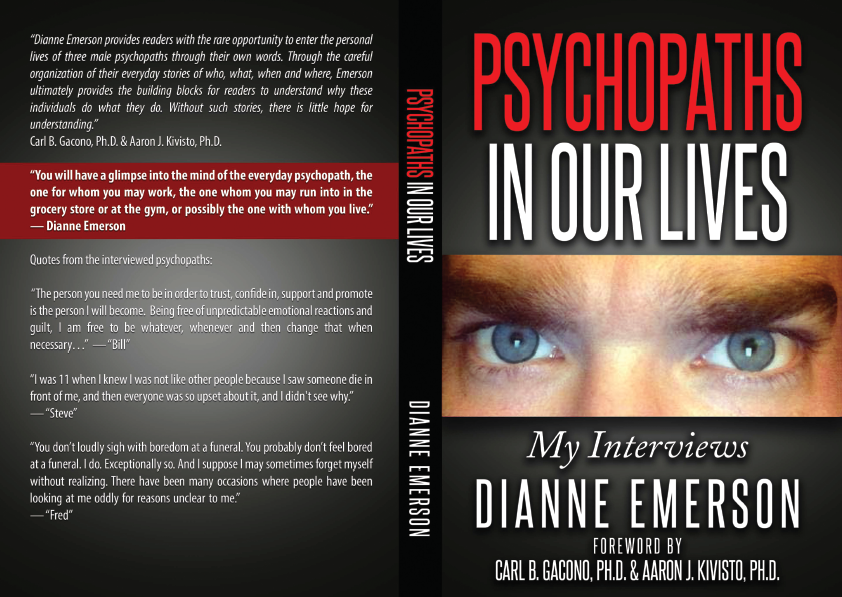 Psychopaths In Our Lives Book