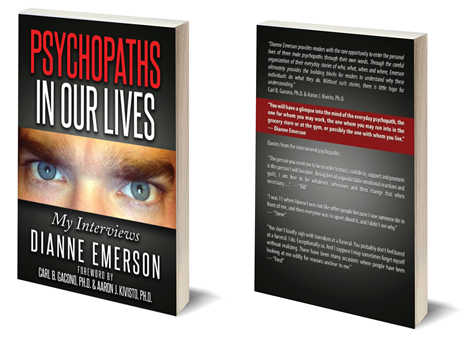 Psychopath In Your Life Book